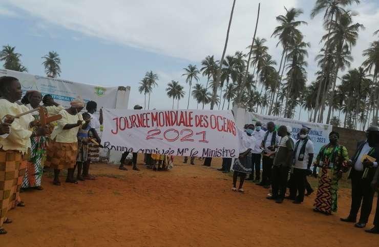 Côte d'Ivoire/Environnement marin : Le rapport national disponible