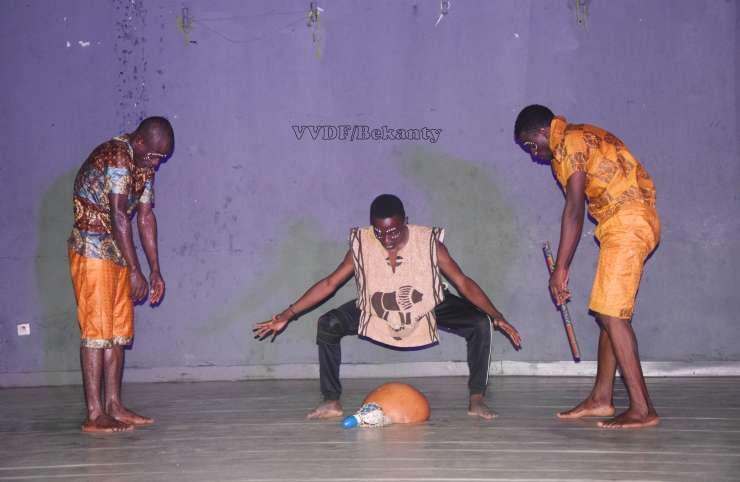 Théâtre : La compagnie Yekandjo fait sensation