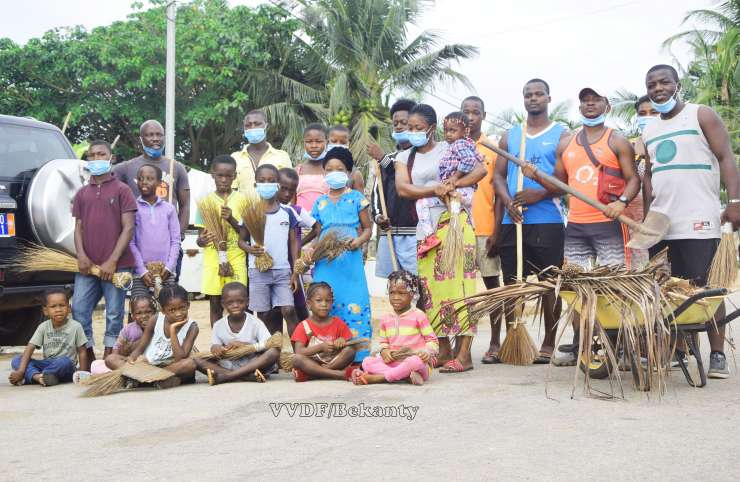 Insalubrité des plages : Le plaidoyer des jeunes de la Cité du Port de Vridi-Canal