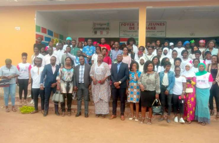 Autonomisation, leadership : 60 jeunes femmes en formation à Bouaké