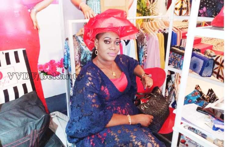 Grace Divine Téki : « Nous habillons toutes les femmes»