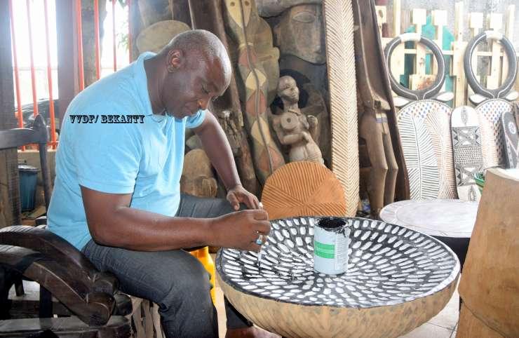 Mamady Sidimé : la sculpture de père en fils