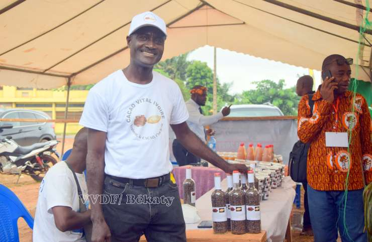 Gbobia Yallé Siméon : «le cacao a des vertus nutritionnels et thérapeutiques»