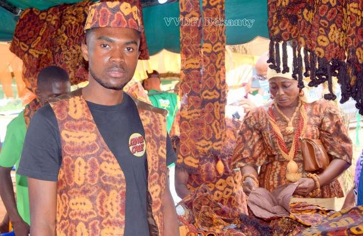Le Pagne Raphia, l'identité culturelle Dida