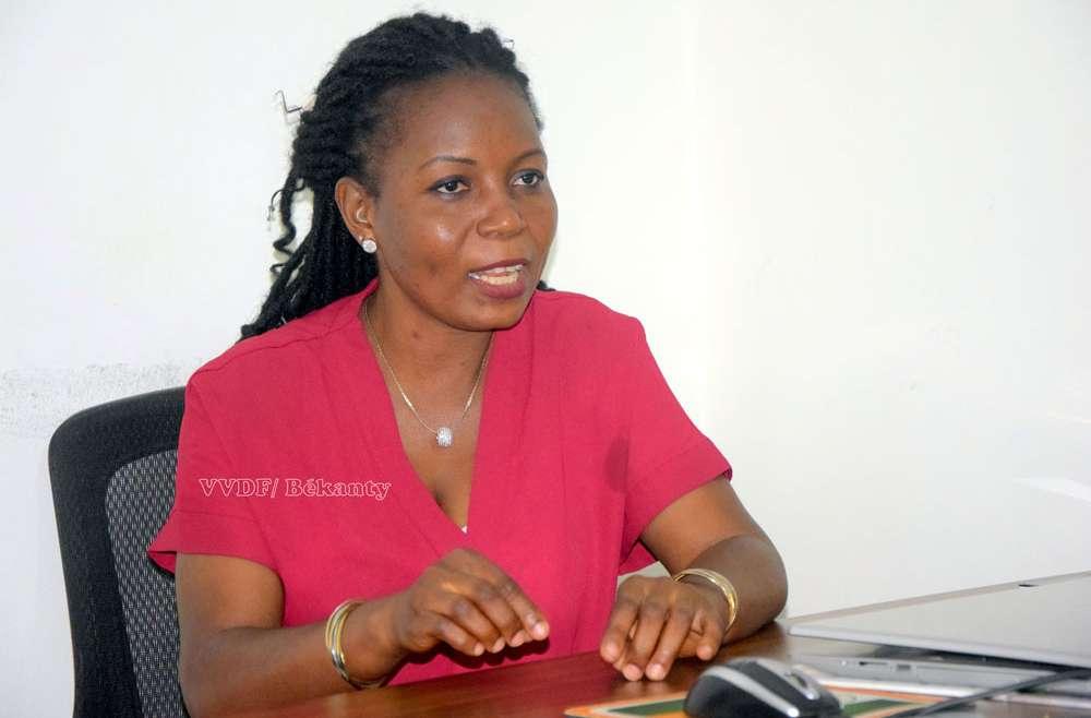 Docteur Acké Marie Sylvie : « Comment les femmes peuvent agir pour régler le problème de l'insécurité »