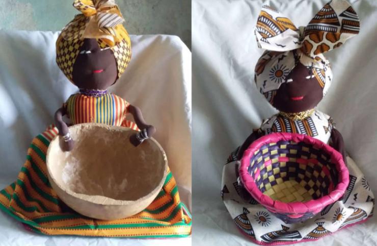 L'histoire de Niamba Valérie et la « poupée africaine »