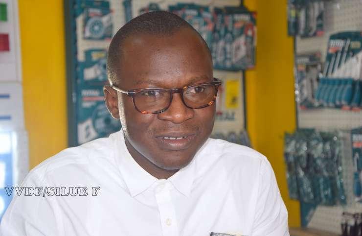 Issouf Sekongo : « voici, comment je suis devenu un entrepreneur à succès »